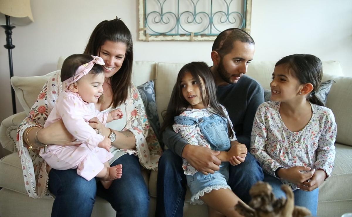 Josh Vadell Family